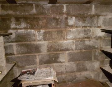 Infiltration cave sous-sol