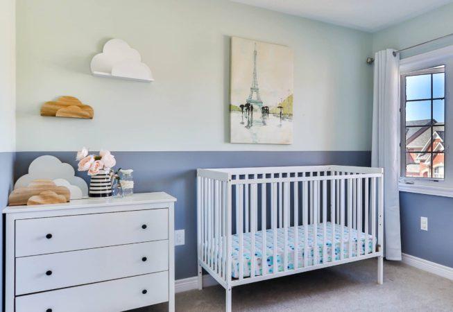 Comment traiter l'humidité dans les chambres d'enfant ?